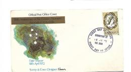 Australie  8 Th 1972  50   Th  Anniversaryof The Country Women's Association Of Australia - FDC