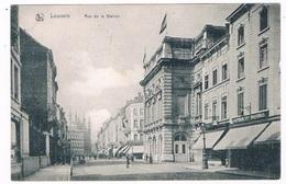 B-6113     LOUVAIN : Rue De La Station - Leuven