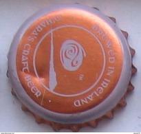 Beer Bottle Cap Capsules  Kronkorken Ireland #2.14 - Bière