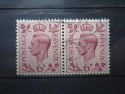 BEAUX TIMBRES DE GRANDE-BRETAGNE N° 217 EN PAIRE , XX !!! (a) - Unused Stamps