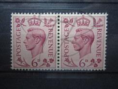 BEAUX TIMBRES DE GRANDE-BRETAGNE N° 217 EN PAIRE , XX !!! (b) - Unused Stamps