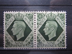 BEAUX TIMBRES DE GRANDE-BRETAGNE N° 220 EN PAIRE , XX !!! (a) - Unused Stamps