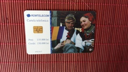Phonecard Romania Used - Roumanie