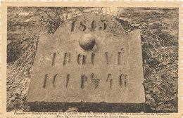 FLEURUS / MONUMENT AVEC BOULET DE CANON DE LA GUERRE 1815 - Fleurus
