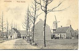CPA - PK - AK - ISEGHEM  Wijk Abeele  ( Molen - Moulin ) - Izegem