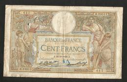 "FRANCE - BANQUE De FRANCE - 100 Francs ""Luc Olivier Merson"" ( J. 16 . 10 . 1928 ) - 1871-1952 Antichi Franchi Circolanti Nel XX Secolo"