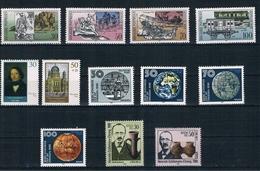 DDR Michel Nr. 3354 - 3365 Postfrisch - Unused Stamps