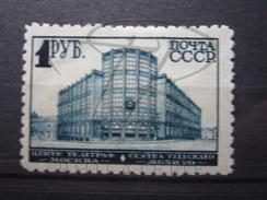 BEAU TIMBRE DE RUSSIE N° 455 , X !!! - 1923-1991 URSS