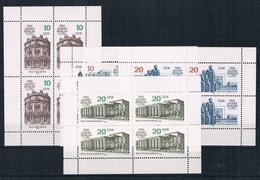 DDR Michel Nr. 3075 - 3078 KB Postfrisch - Unused Stamps