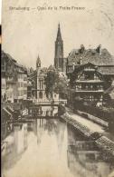 Strasbourg - Quai De La Petite-France (1922) - Strasbourg