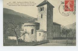 AIME - Basilique De Saint Martin - France