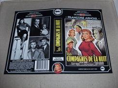 """Rare Film : """" Les Compagnes De La Nuit  """" - Crime"""