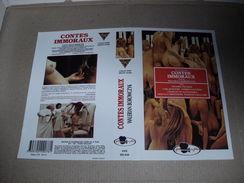 """Rare Film : """" Contes Immoraux  """" - Romantique"""