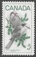 Canada. 1968 Wildlife , 5c MNH SG 620 - 1952-.... Reign Of Elizabeth II