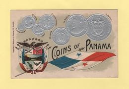 Coins Of Panama - Monnaies (représentations)