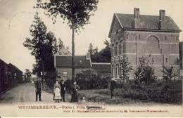 Westmeerbeeck  Westmeerbeek Statie Villa Coemans (en Omgeving) 1909 - Hulshout