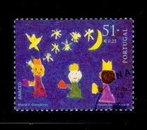 ! ! Portugal - 1999 Christmas - Af. 2634 - Used - 1910-... Republiek