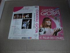 """Rare Film : """" Chantal Goya Au Palais Des Congrès """" - Concert Et Musique"""