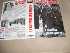"""Rare Film : """" Le Chemin Des Dames """" - Historia"""