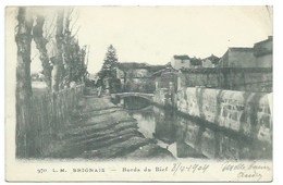 69 - BRIGNAIS - (970) - Bords Du Bief - CPA - Brignais