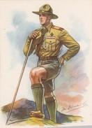 SCOUTING ; Czech Republic Boy Scout 1930s - Scoutismo