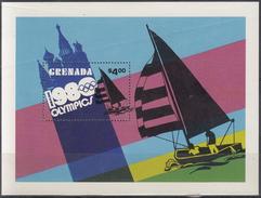 GRENADA 1980 HB-85 NUEVO - Grenada (1974-...)