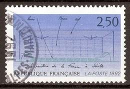 """1992 - N°2736 """"Expo '92"""" Exposition Universelle à Séville - Càd 1992 - Frankreich"""