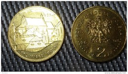 Kazimierz Dolny - 2008 POLAND - 2zł Collectible/Commemorative Coin POLONIA - Poland