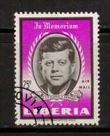 Liberia    Scott No.  C160    Used      Year  1964 - Liberia
