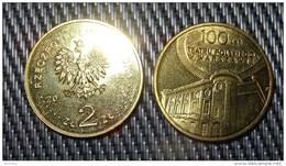 Teatr Polski - 2013 POLAND - 2zł Collectible/Commemorative Coin POLONIA - Pologne