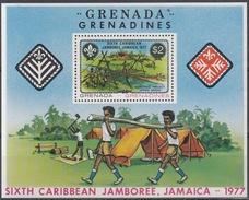 GRENADA GRENADINES 1977 HB-30 NUEVO - Briefmarken