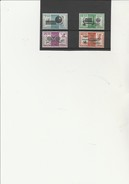 PAKISTAN - N°162 A 165 NEUF XX - JEUX ASIATIQUES - ANNEE 1962 - Pakistan