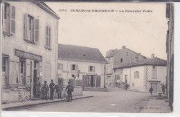 71. Semur-en-Brionnais. La Nouvelle Poste écrite - Other Municipalities