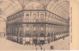 Milano Galleria Vittorio Emanuele Interno - Milano (Milan)