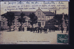 BAR SUR SEINE ECOLE SUPERIEURE - Bar-sur-Seine