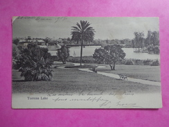 CPA AUSTRALIE ADELAIDE TORRENS LAKE - Adelaide