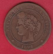France 10 Centimes Cérès 1896 A - Faisceau - France