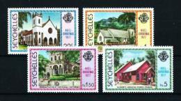 Seychelles  Nº Yvert  388/91  En Nuevo - Seychelles (1976-...)