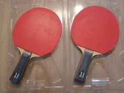 Raquette Pour Tennis De Table, Neuve, Jamais Déballée ! - Tennis De Table