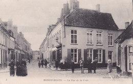 59. Hondschotte. La Rue De La Cour Tbe - Hondshoote