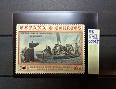 ESPAÑA-AÑO 1930.DESCUBRIMIENTO AMERICA. - 1889-1931 Reino: Alfonso XIII