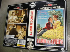 """Rare Film : """" La Dame Aux Camélias """" - Romantique"""