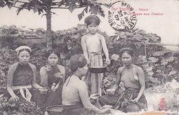 Femmes Et Enfants Aux Champs - Vietnam