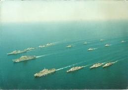 Formazione Navale, Stato Maggiore Della Marina, Veduta Aerea - Barche