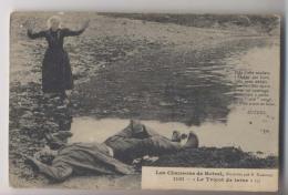 Chanson De Botrel - Le Tricot De Laine - MORT NOYÉ - L'océan Rejette Le Corps D'un Naufragé - Pêche