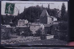 FONTAINE SAINT MARTIN - Francia