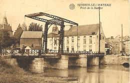 CPA - PK - AK -  MERBES LE CHÂTEAU   Pont De La Sambre - Merbes-le-Château