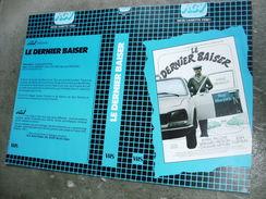 """Rare Film : """" Le Dernier Baiser """" - Cómedia"""