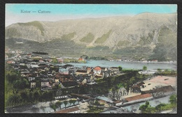 Kotor Cattaro 1919 (Mandel) MONTENEGRO