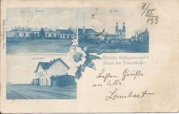 1899 - FRAUENKIRCHEN, Gute Zustand, 2 Scan - Neusiedlerseeorte